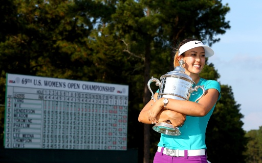 Wie won the third major of the season after a 2-under par at Pinehurst No.2