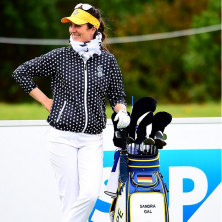 Nice practice day today :))) @the2015solheimcup #SolheimCup #TeamEurope